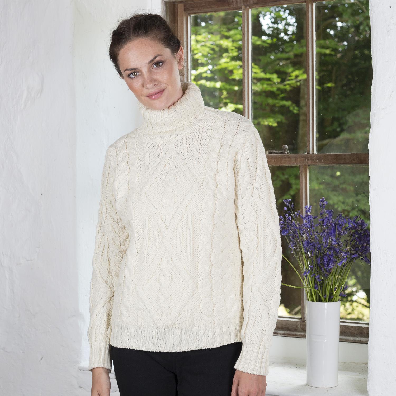 Celtic Aran Sweater