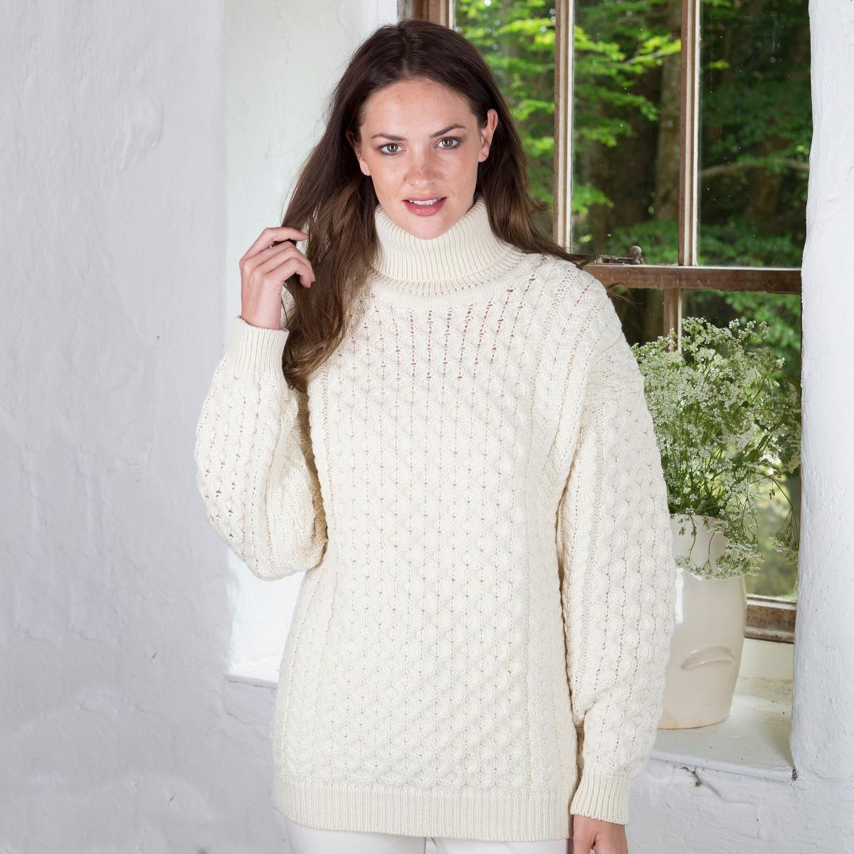 Fishermans Aran Sweater