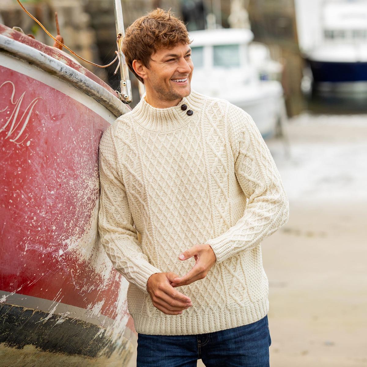 Glengarriff sweater